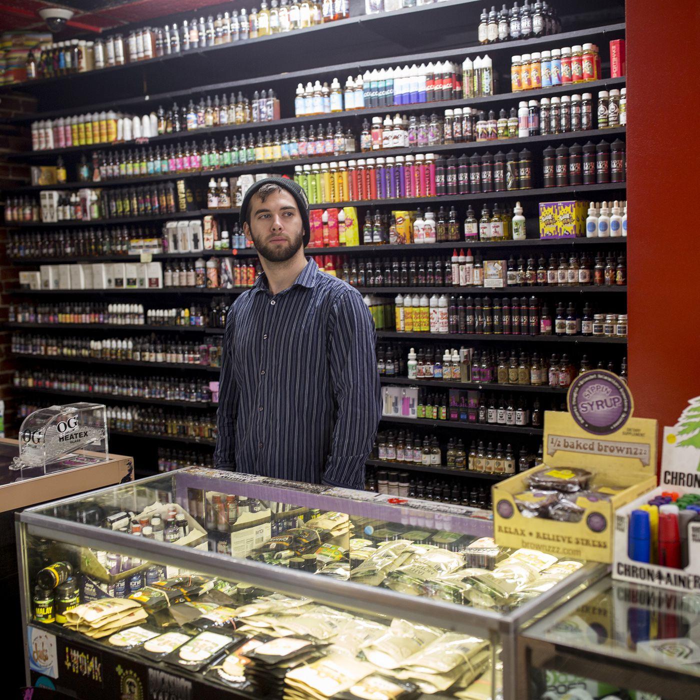 Vape stores, e-liquid brands, and mods: inside the vape life aesthetic - Vox