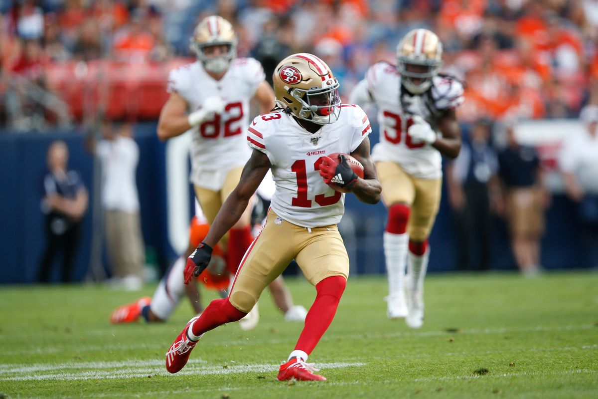 1ee0b19b 49ers preseason: The offense carries the 49ers in a 27-17 win over ...