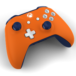 Illinois Fighting Illini - Xbox One Controller