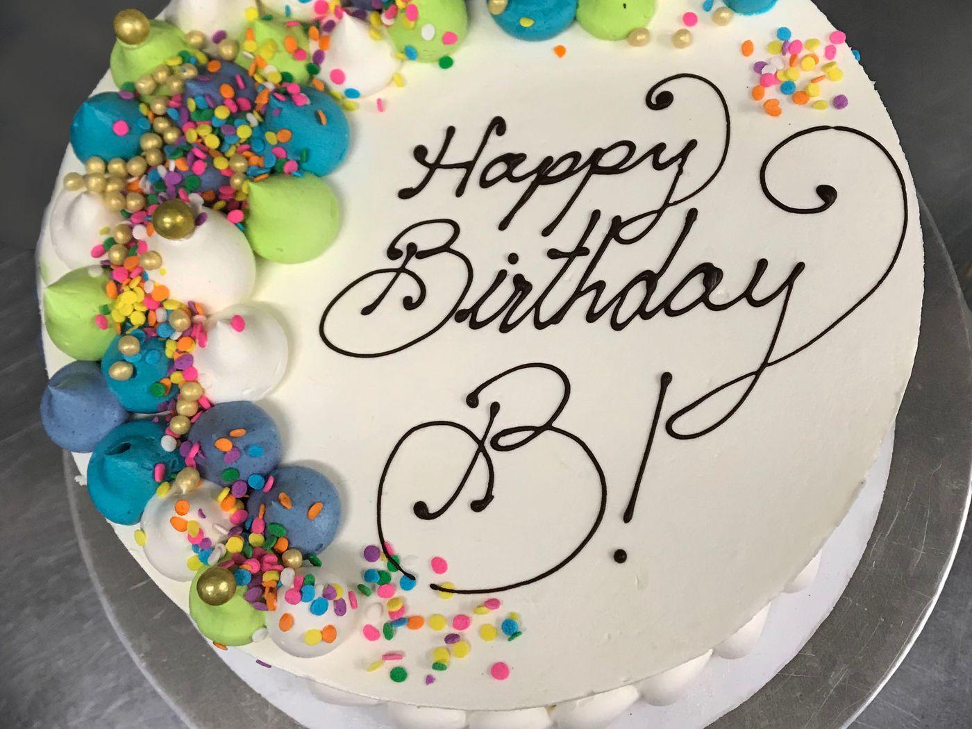 Magnificent Philadelphia Bakery Bakes Beyonces Birthday Cake Eater Philly Funny Birthday Cards Online Necthendildamsfinfo