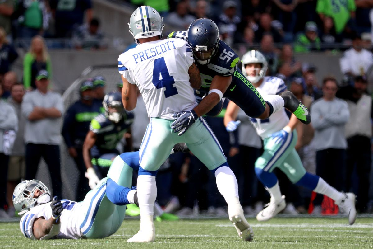 buy popular 8214c aa016 Why a quiet Monday is good news for Seattle Seahawks Mychal ...