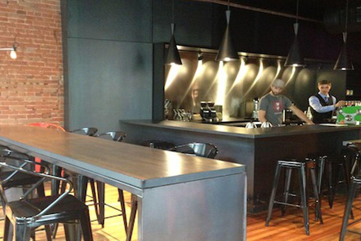 Novo Coffee at 1700 E. 6th Avenue