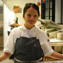 Pastry chef Diane Yang