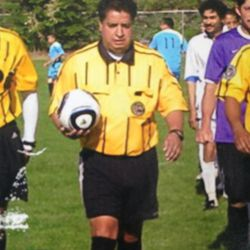 Referee Ricardo Portillo died Saturday, May 4, 2013, after being punched in the head by a 17-year-old player during a youth soccer game.