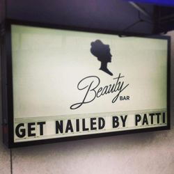 """Need a breather? Wrap up at <a href=""""http://thebeautybar.com/dallas/"""">Beauty Bar</a>, because nothing is better than a manicure with a martini."""