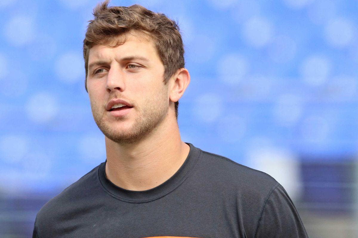 Tyler Eifert, hot player of the year,