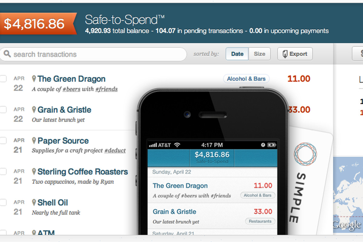 Banking Subsute Simple Releases Iphone