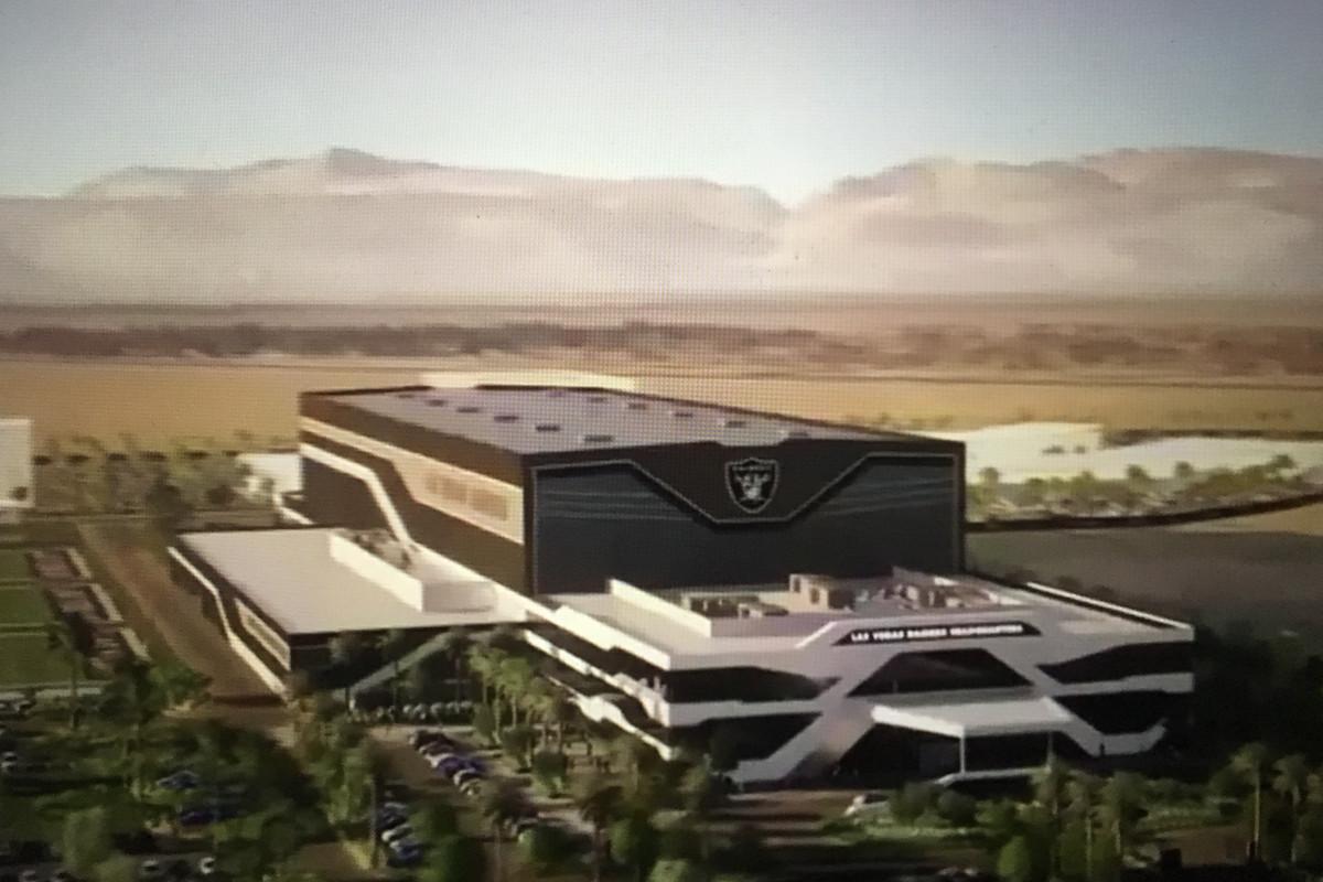 Future Raiders Stadium (62,500