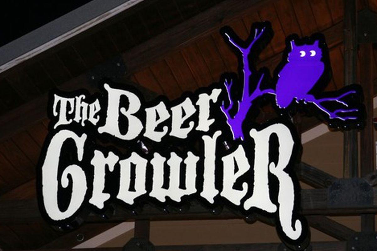 the beer growler opening august 12th eater atlanta