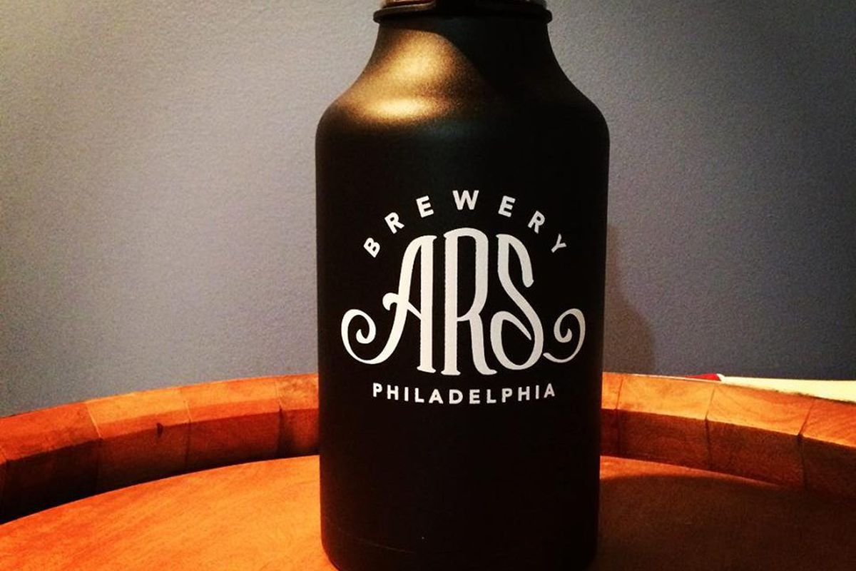 Brewery ARS Hydro Flask growlers