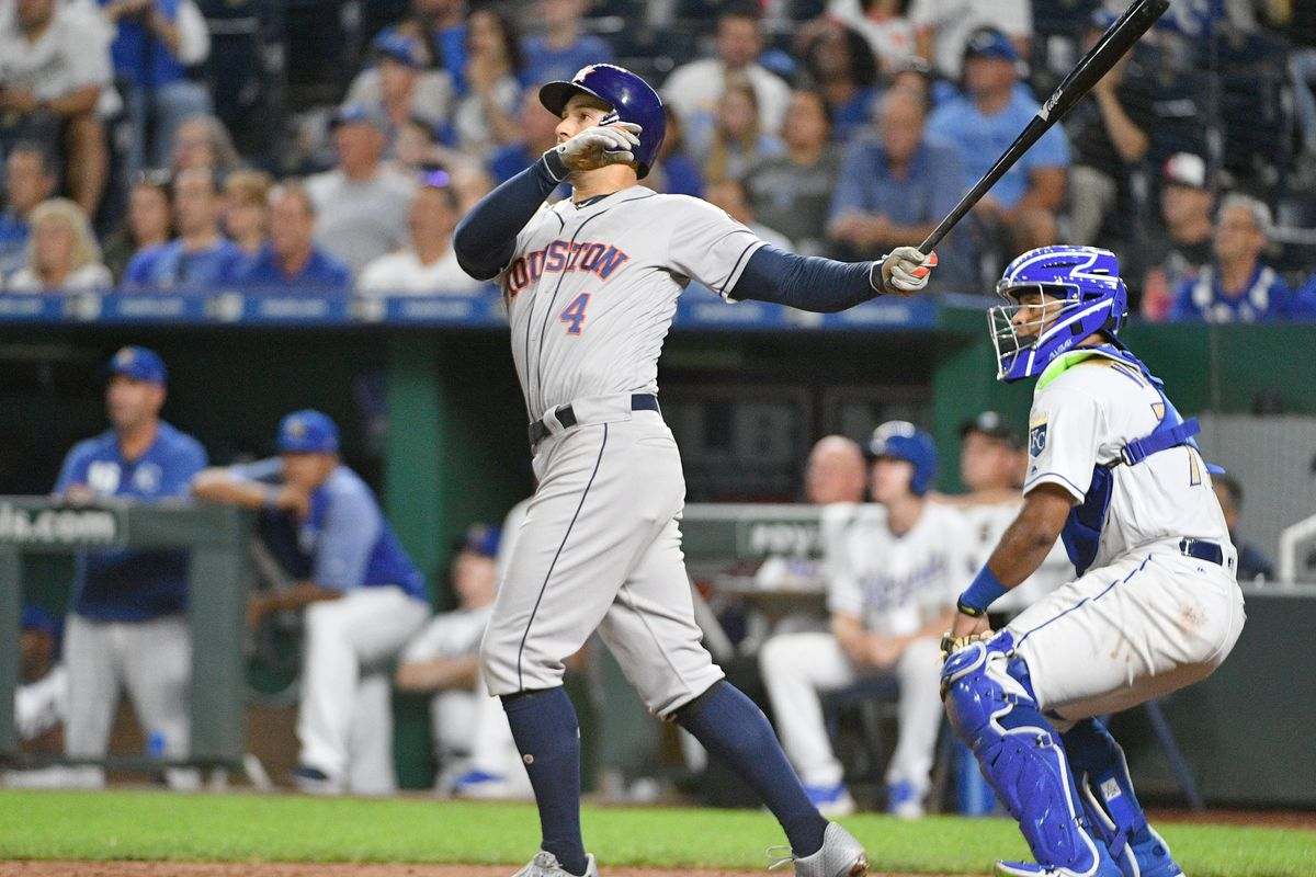 Fillmyer gives up late home run, Royals lose to Astros, 4-1