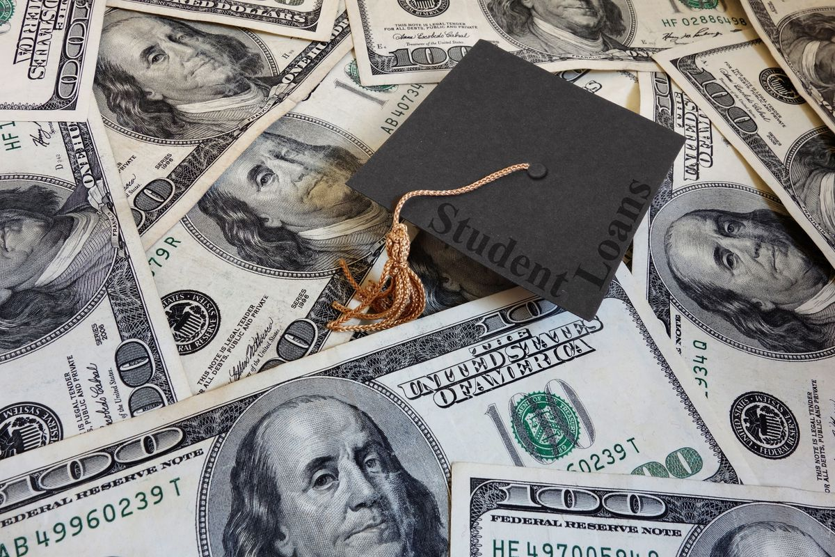 Student loan payments return in February. To prepare, start making practice payments now by setting aside your regular student loan bill amount. This will get you back in the habit of seeing the payment leave your account. But, more importantly, it will let you know if you are financially capable of making the payments.stock.adobe.com