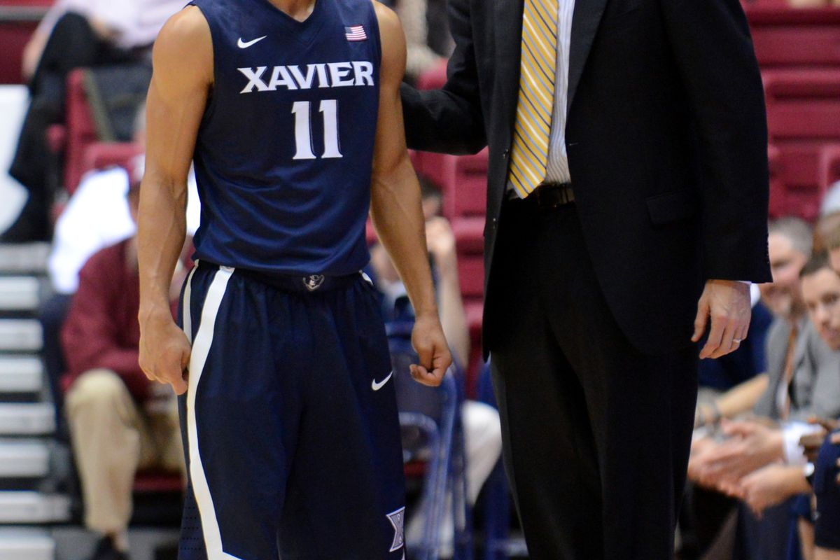 The Victory over Wake Forest was Chris Mack's 100th as Xavier Head Coach