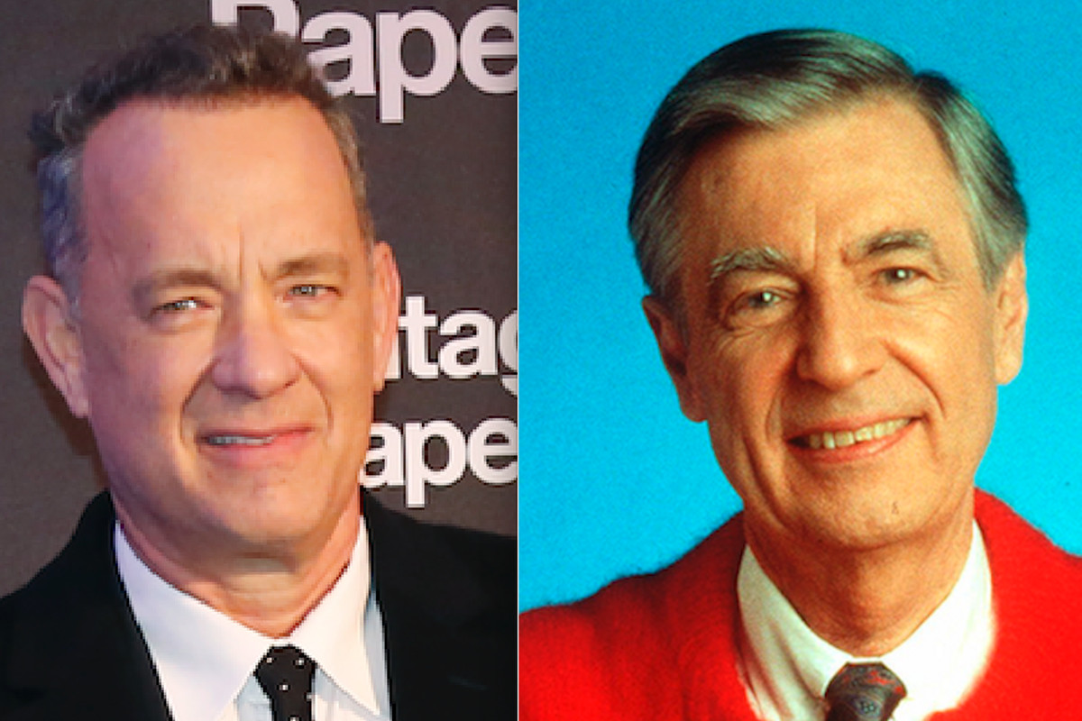 Won T You Be My Mister Rogers Tom Hanks Cast As Iconic Children S Tv Host Chicago Sun Times