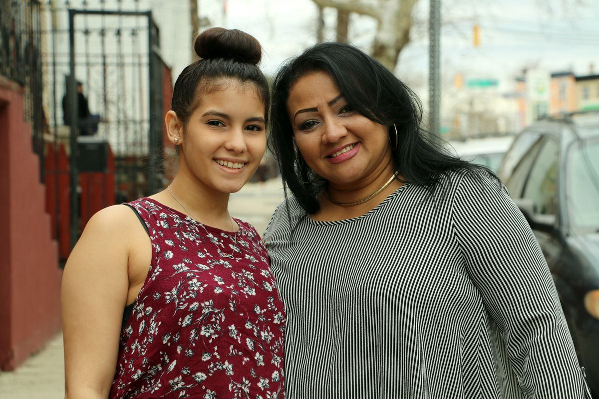 Kristal Sepulveda and her mother, Lynnette Figueroa, relocated to Newark a few weeks after Hurricane Maria devastated Puerto Rico.