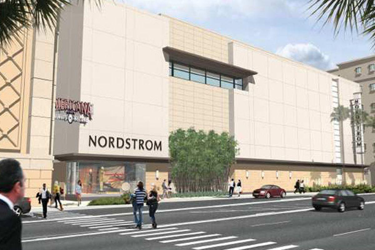 Rendering via Nordstrom
