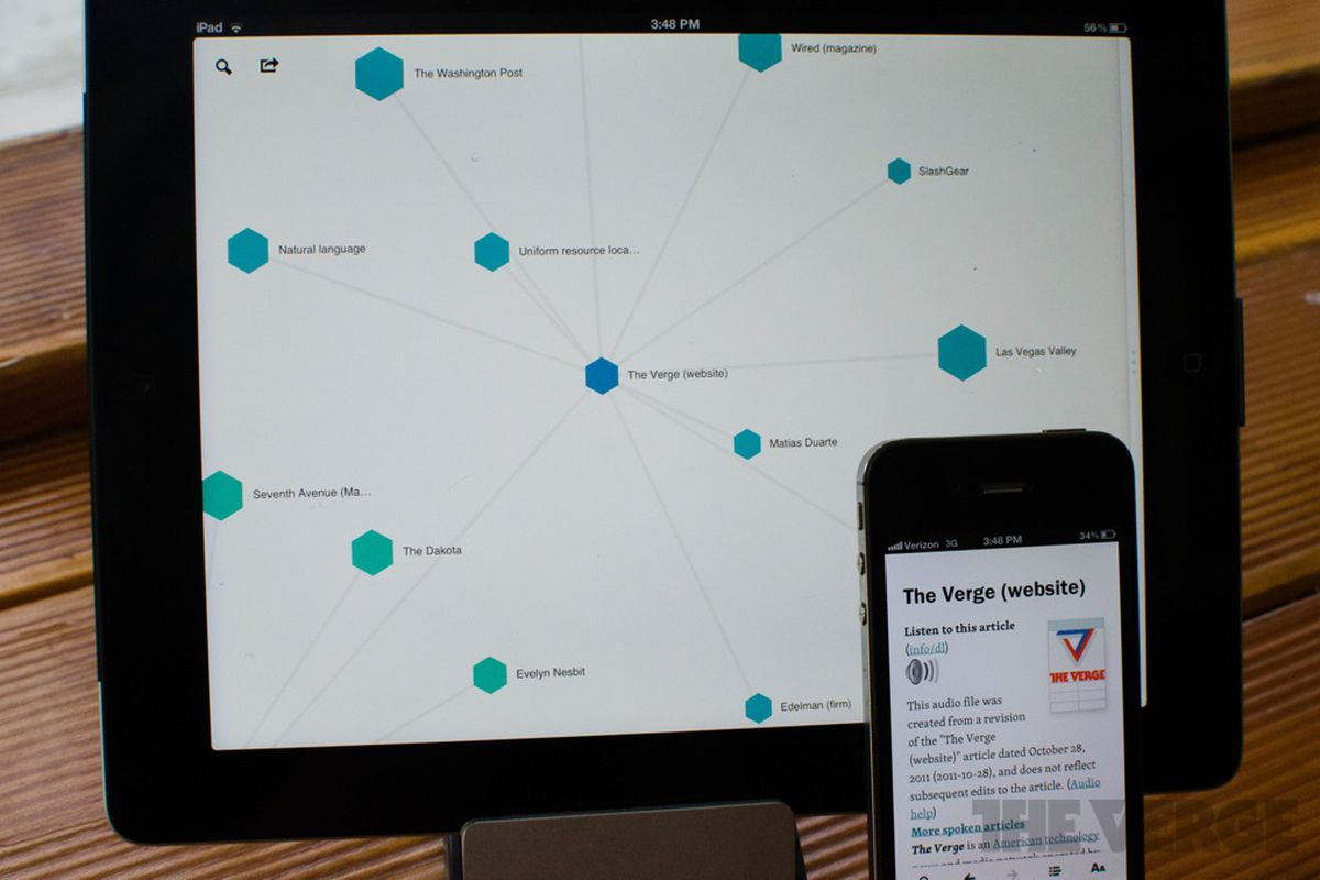 WikiWeb for iOS