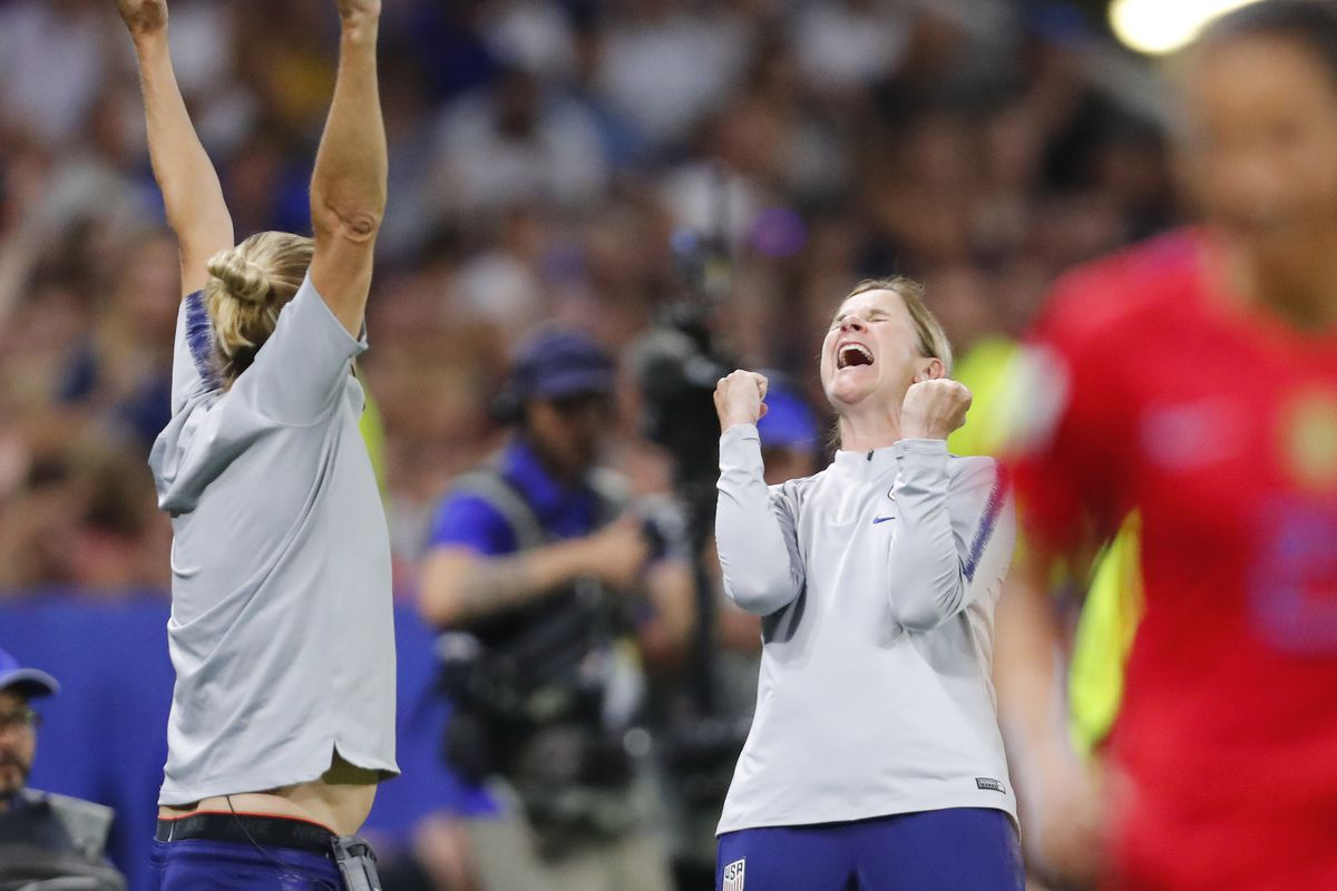 Soccer: Women's World Cup-England at USA
