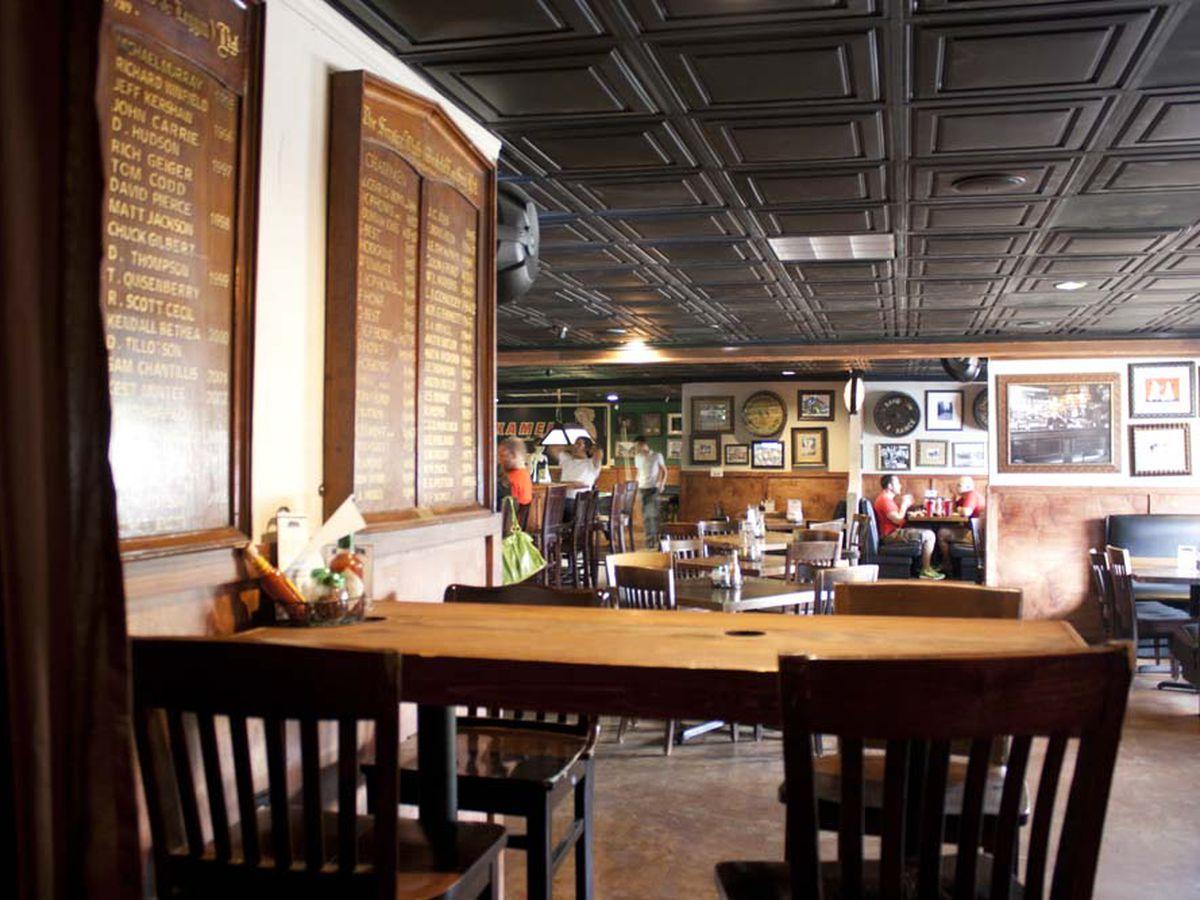 $2 wells await you at Bryan Street Tavern.