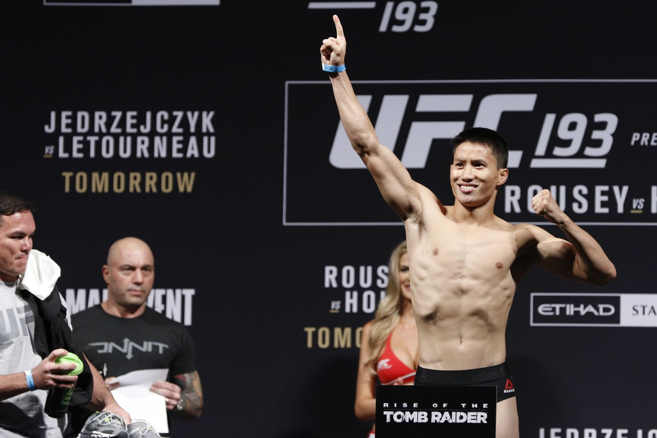 community news, Ben Nguyen had the whole flyweight division on his mind when he took out Tim Elliott