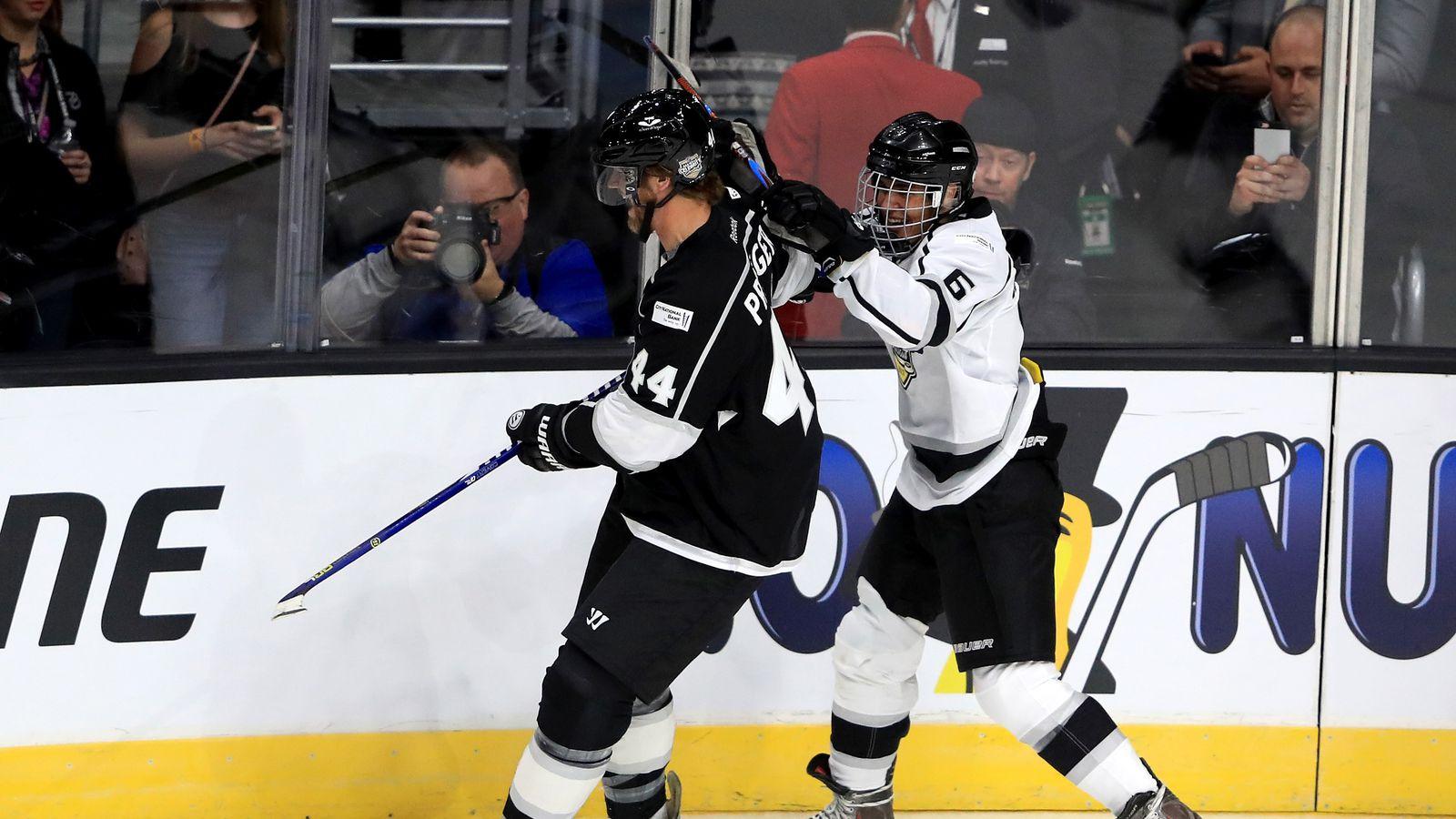 Chris Prongers与Justin Bieber的战争是2017年NHL全明星周末的最佳时刻