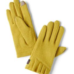 """<b>Echo Tech Me With You Gloves </b> in chartreuse, <a href=""""http://www.modcloth.com/shop/gloves/tech-me-with-you-gloves-in-chartreuse?utm_medium=cpc&utm_source=google&utm_campaign=Google-Shopping_Womens-Accessory%7CHat_Scarf_Glove%7CWinter-Glove&utm_cont"""