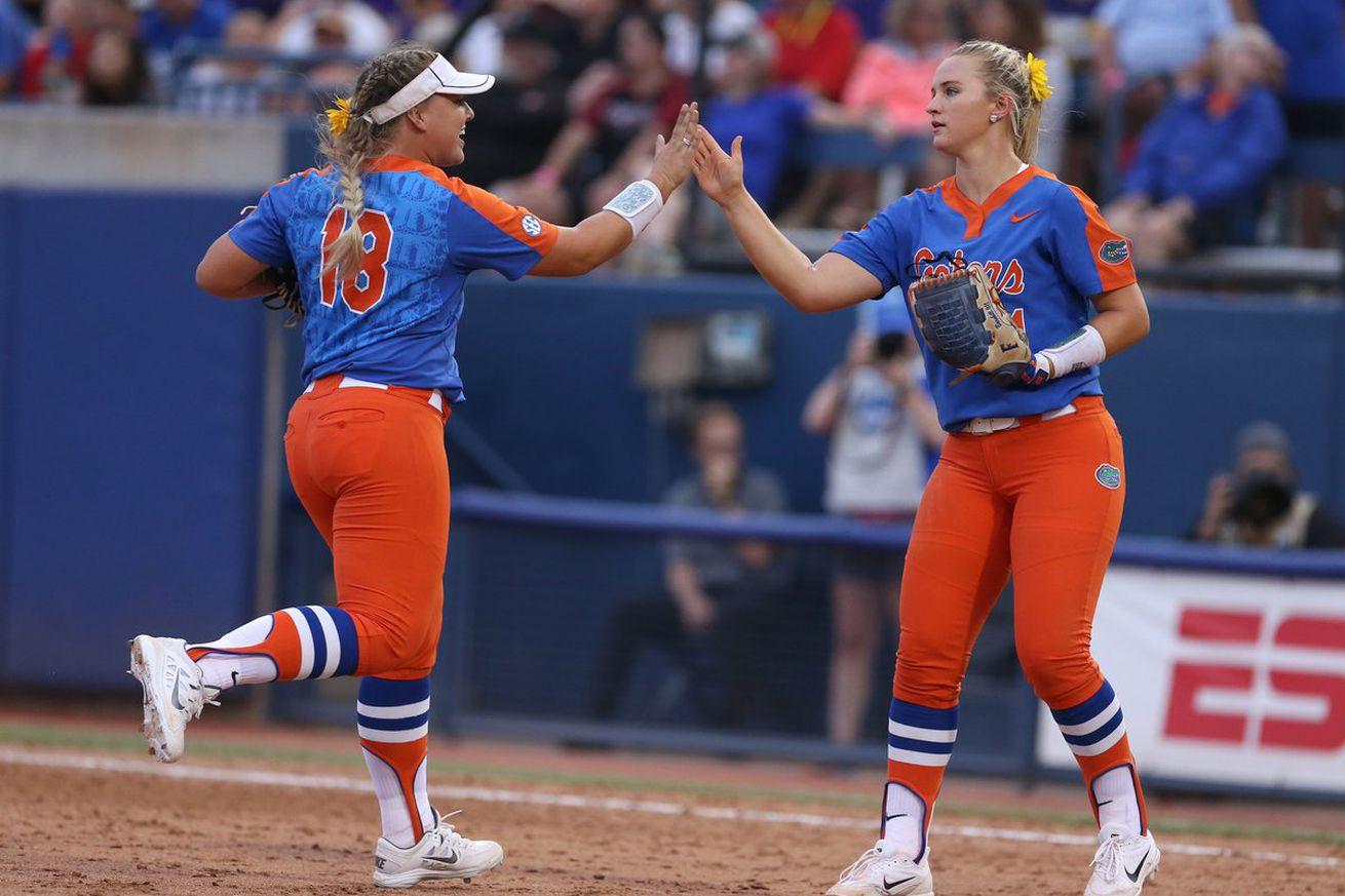Chomping at Bits: Gator softball begins SEC tournament play