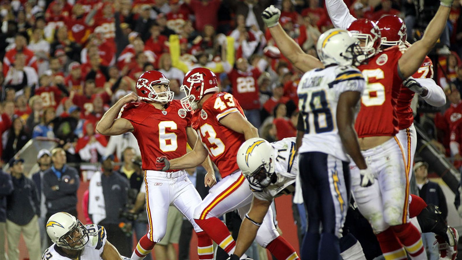 Chiefs Beat Chargers And 35 Things To Remember About The
