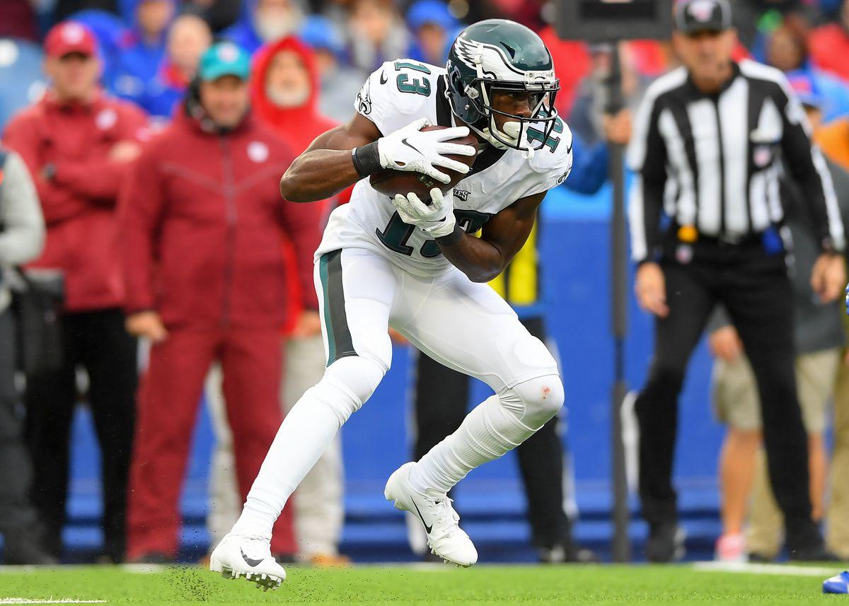 NFL: Philadelphia Eagles at Buffalo Bills