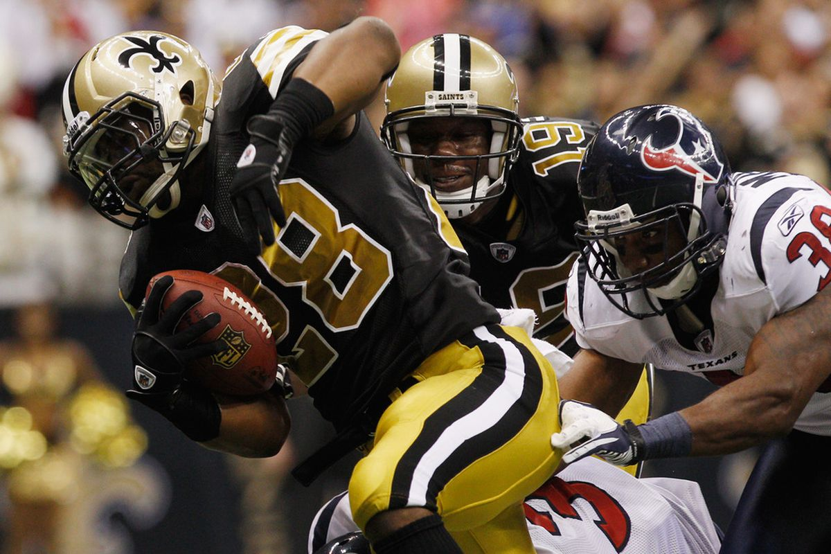 It would be great to see Mark Ingram score a couple more of these touchdowns.