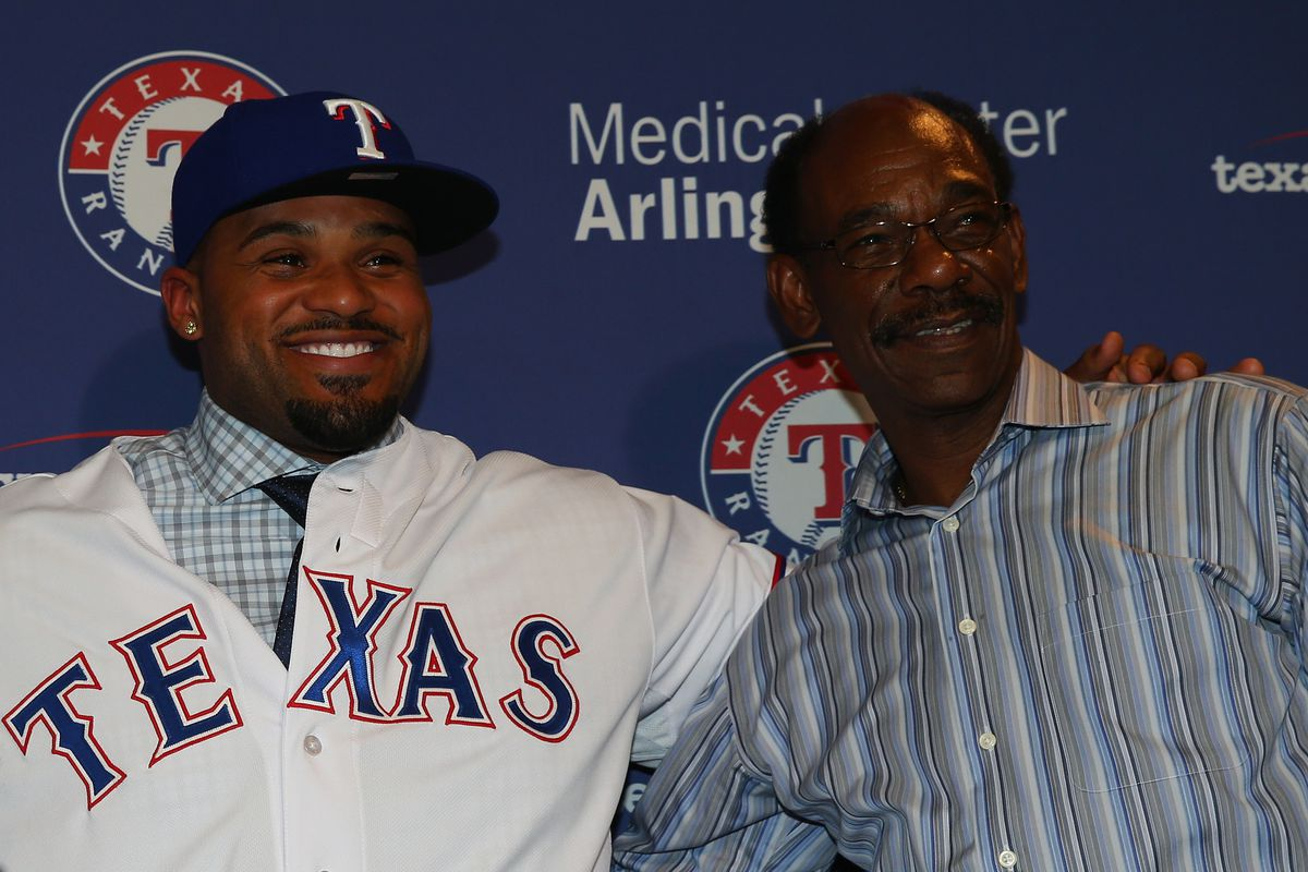 Remember that time the Rangers acquired Prince Fielder?