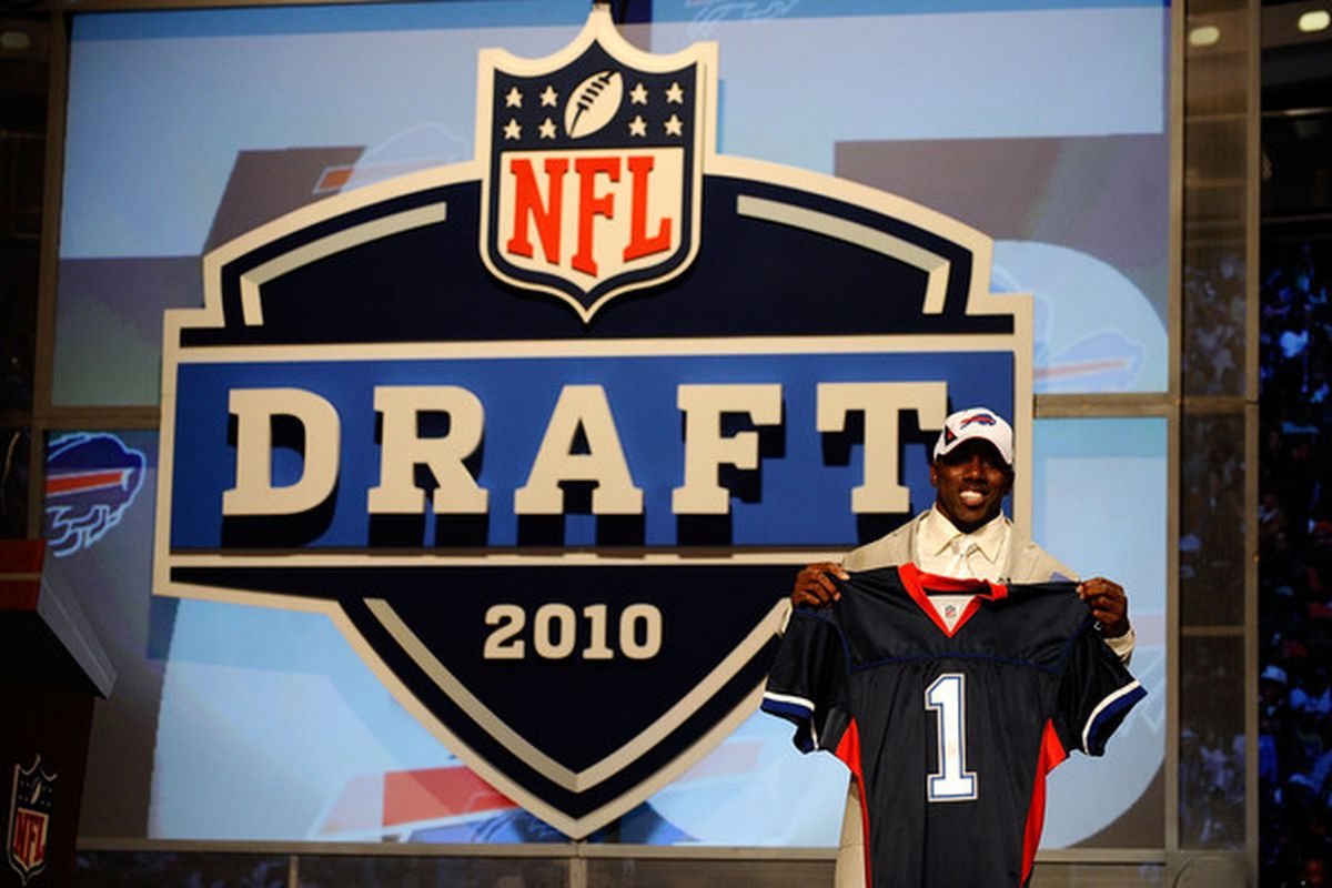 C.J. Spiller was the number nine pick in 2010. Will the Cowboys stay in the ninth spot in 2011?
