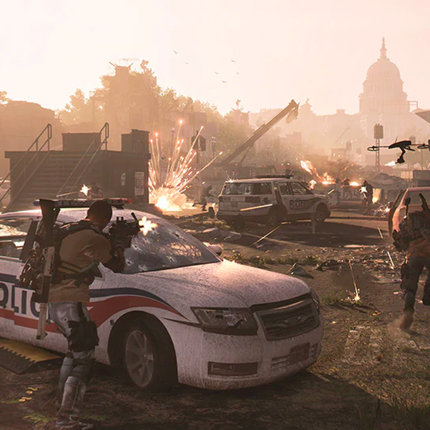 The Division 2 Five New Things We Learned Today The Verge