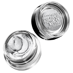Here's the cream gel silver shadow that makeup artist Hila Karmand used in the inner corner of Dunn's eyes.
