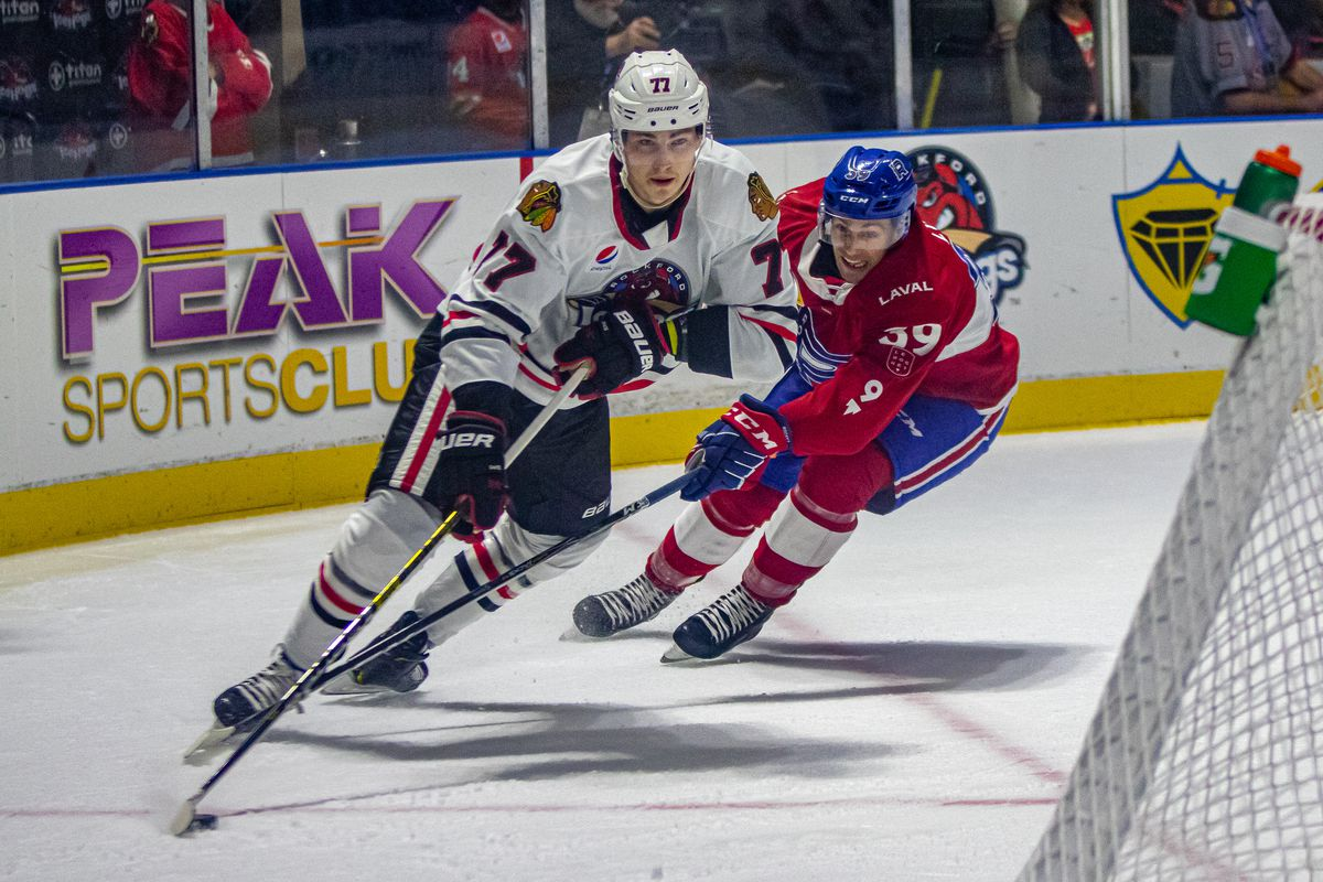 Kirby Dach NHL debut: Where could he slot into the Blackhawks' lineup?
