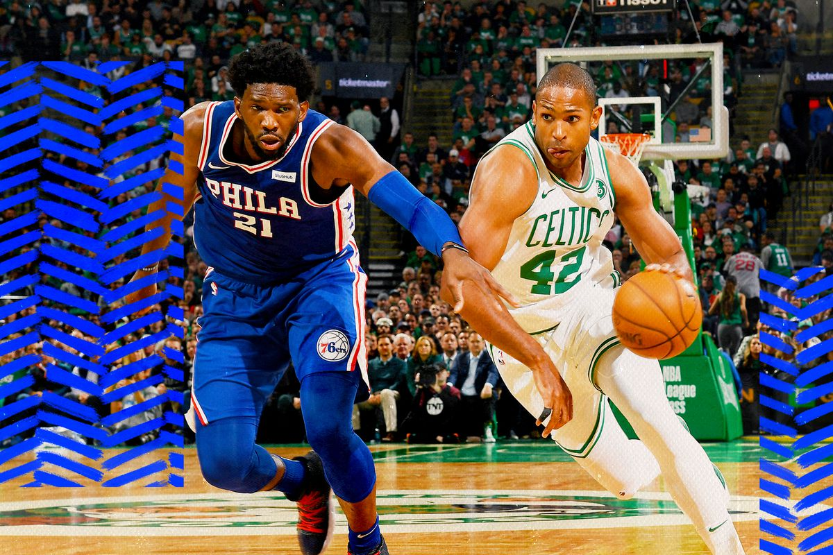 best website 99e06 89e92 Al Horford to the 76ers is the ideal signing to help ...