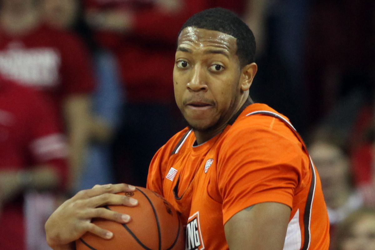 Spencer Parker has been an under-recognized key to Bowling Green's successes... and failures.