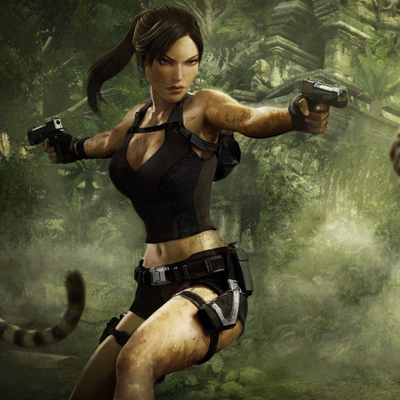 Tomb Raider Underworld Now Free To Play On Core Online Polygon