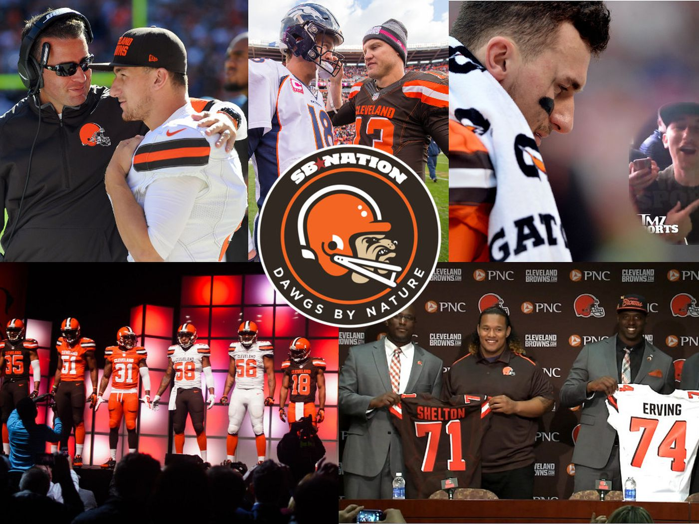 1d5b0cb33 2015 Year in Review  The Cleveland Browns - Dawgs By Nature