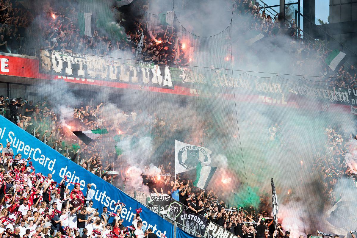 1. FC Cologne - Borussia Mönchengladbach