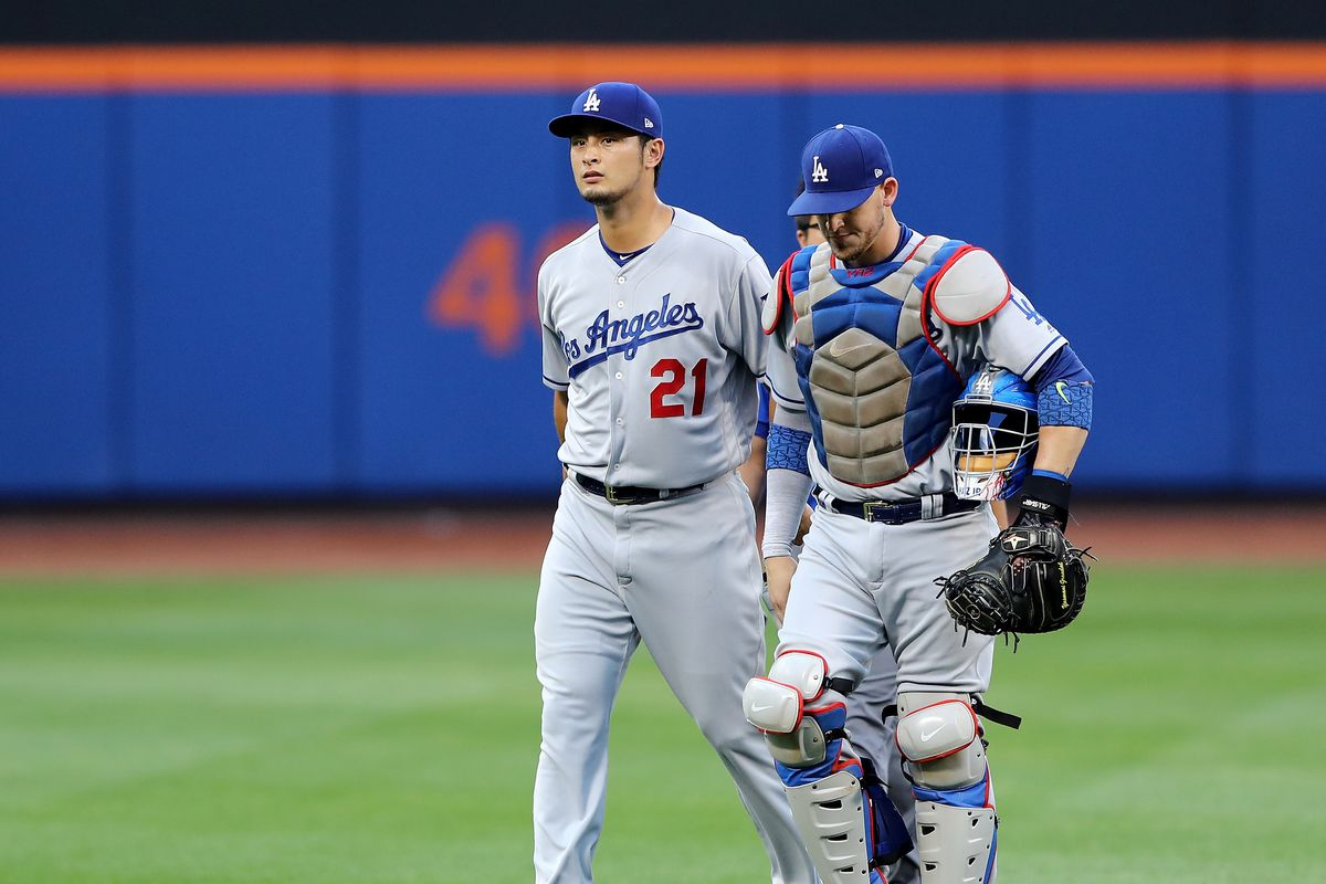 The Dodgers\' catchers will help Yu Darvish in a specific way ...