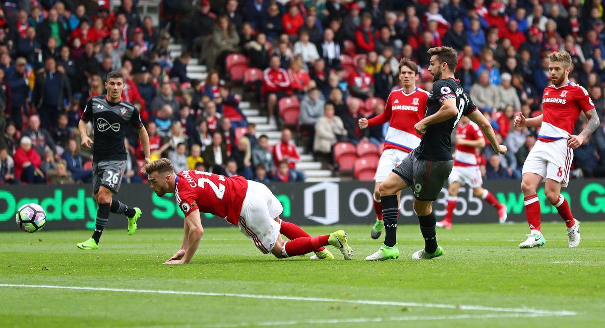 Middlesbrough v Southampton - Premier League