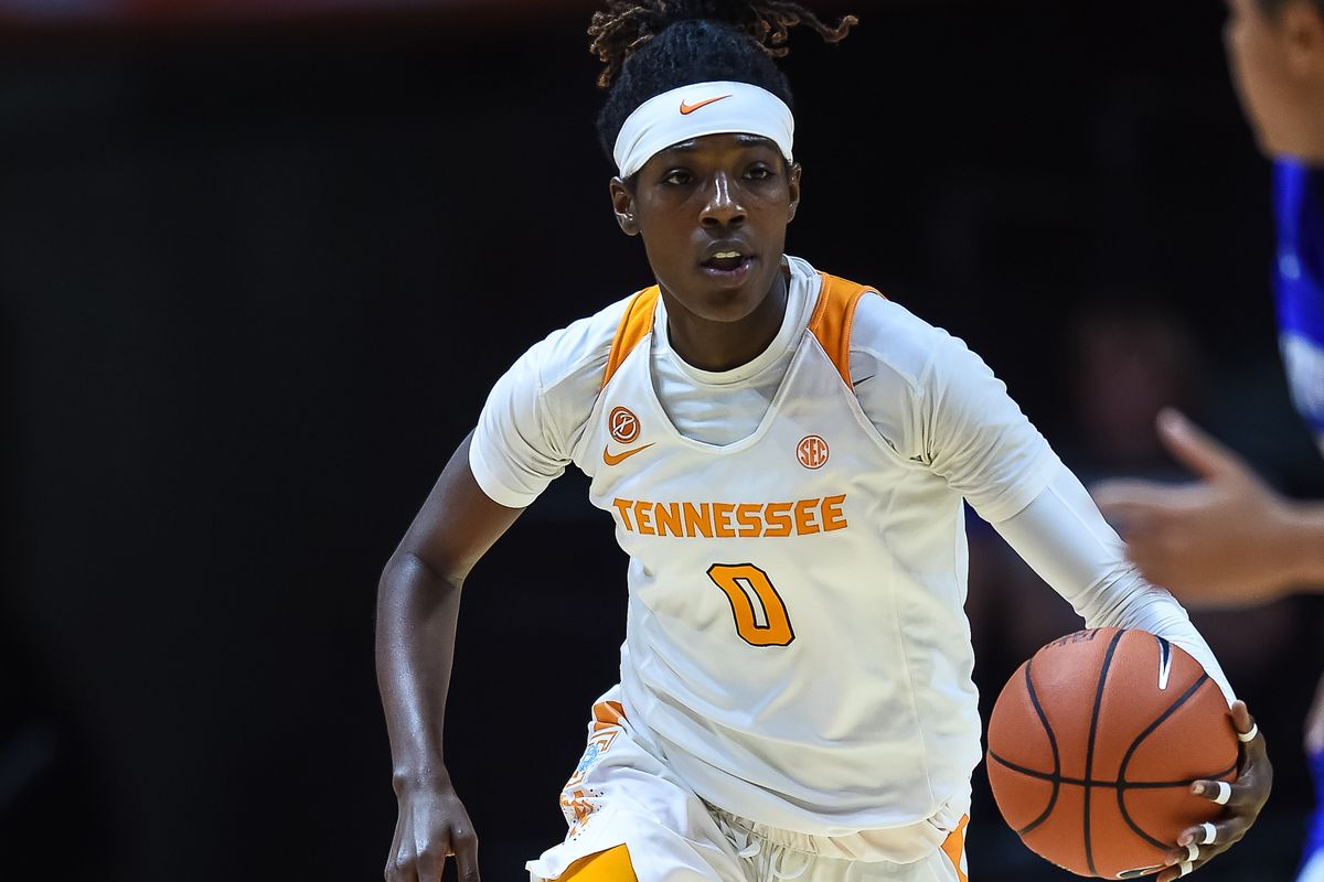 COLLEGE BASKETBALL: DEC 01 Women's Air Force at Tennessee