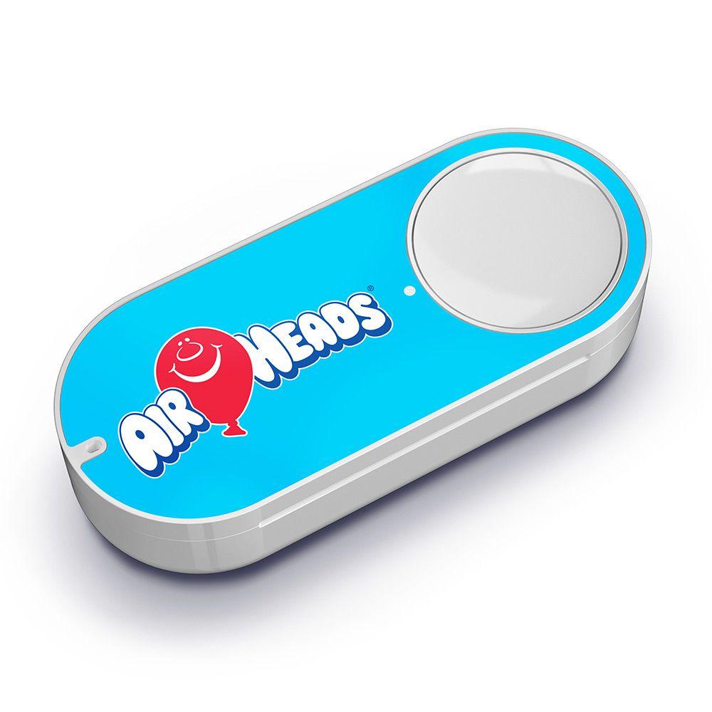 Airheads Dash button.