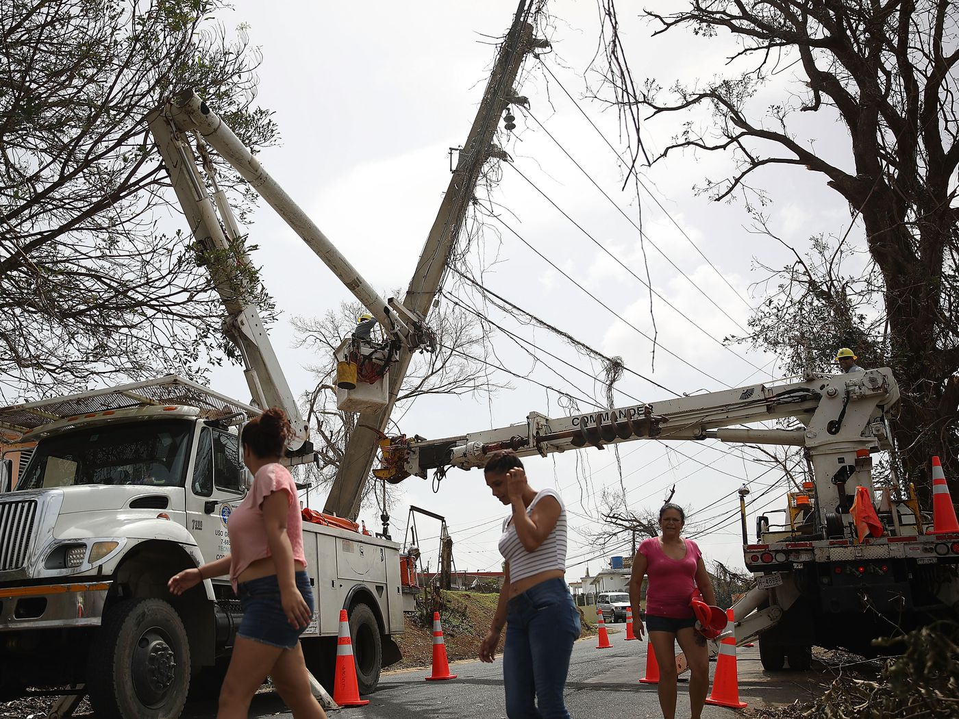 Puerto Rico just hired 2 contractors with little experience to fix its  broken power grid - Vox