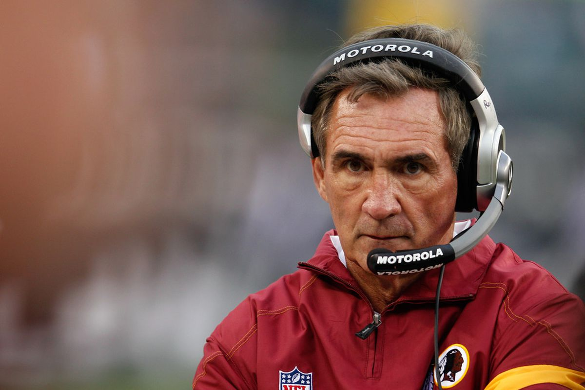 Will Mike Shanahan be able to make a deal with long-time friend Jeff Fisher?