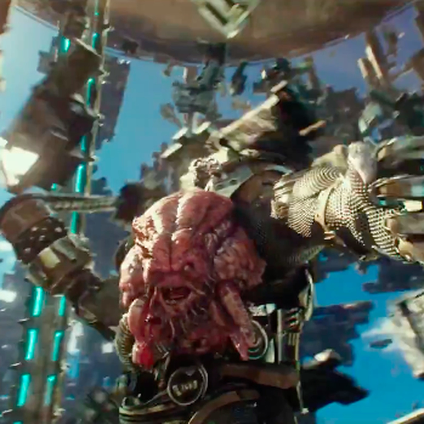 The Latest Trailer For Teenage Mutant Ninja Turtles 2 Finally Unleashes Krang The Verge