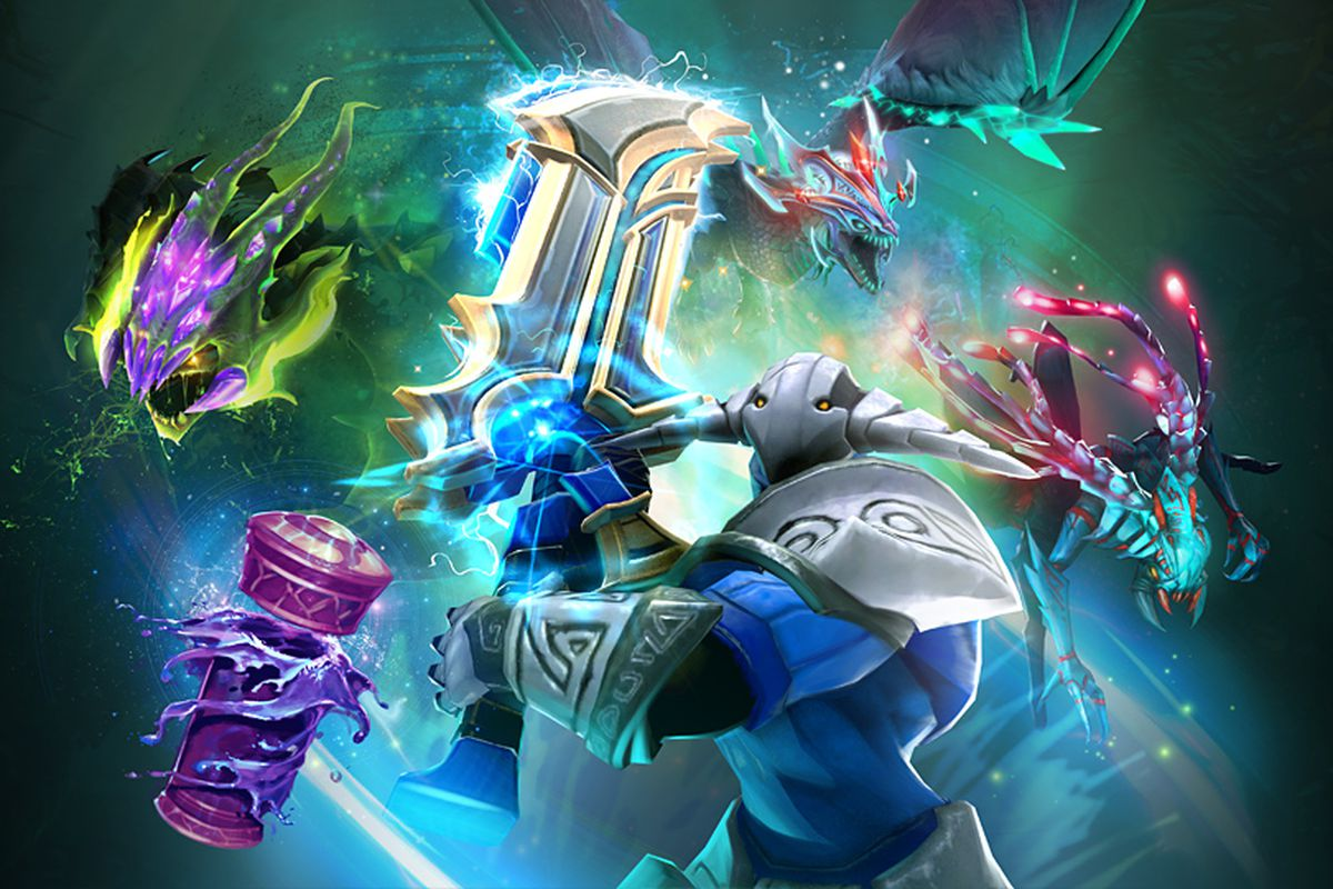Dota 2 Immortal 7: Immortal Treasure III Is Now Out For Dota 2's Battle Pass