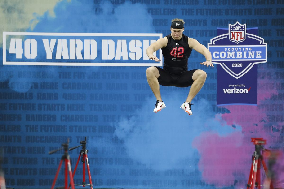 2020 NFL draft: Introducing Derrek Tuszka, NDSU's gem of a pass ...