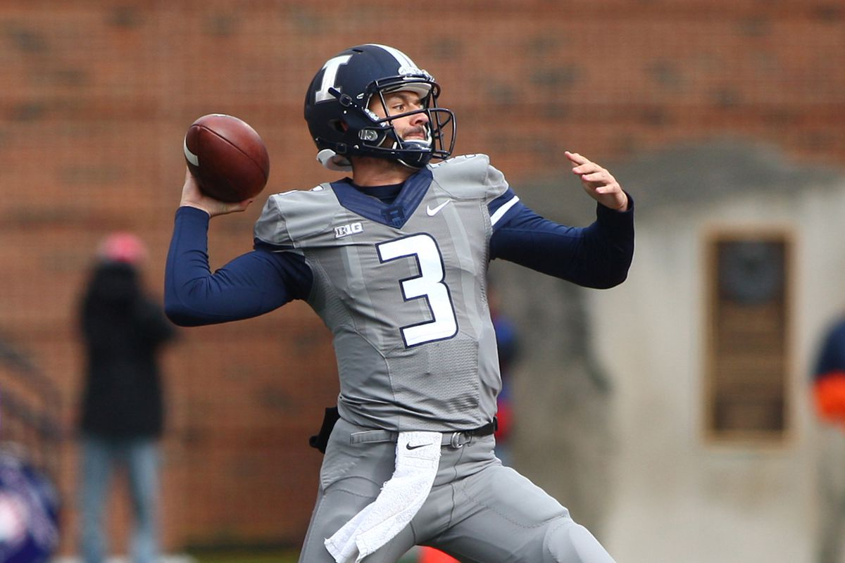 How Does Jeff George Jr S Transfer Impact The Illini